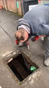 blocked drain Ringwood