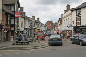 ringwood town centre